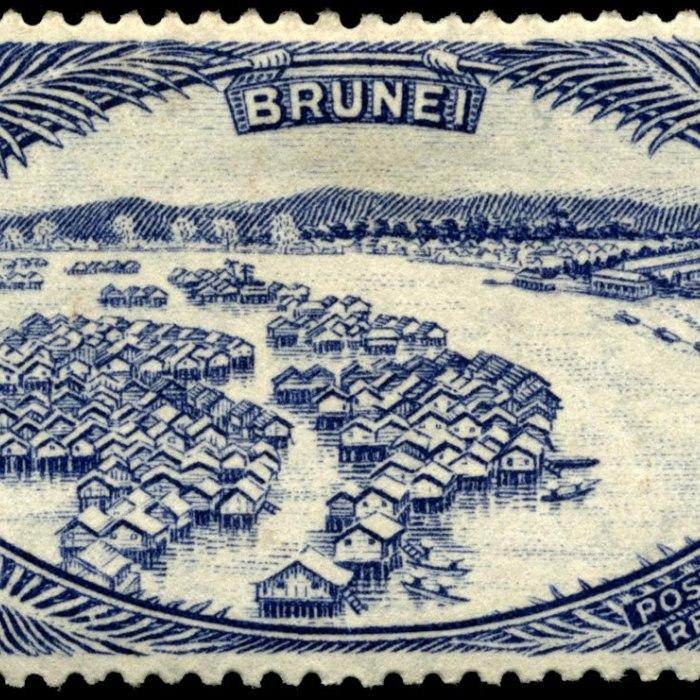 Jim Ghedi - Sketches of Brunei c. 1978 (Film Soundtrack)