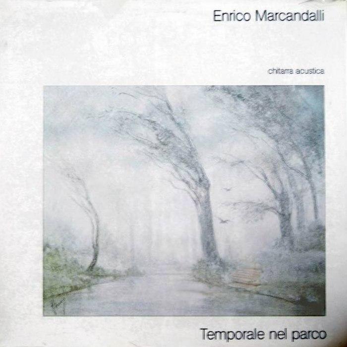 Enrico Marcandalli - Temporale Nel Parco