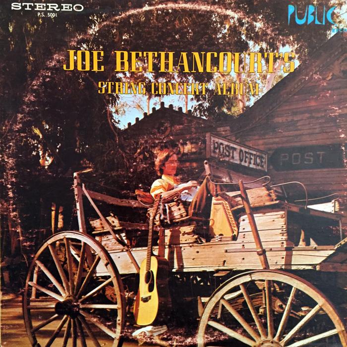 Joe Bethancourt - Joe Bethancourt's String Concert Album
