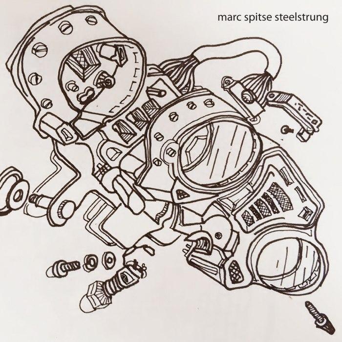 Marc Spitse - Steelstrung
