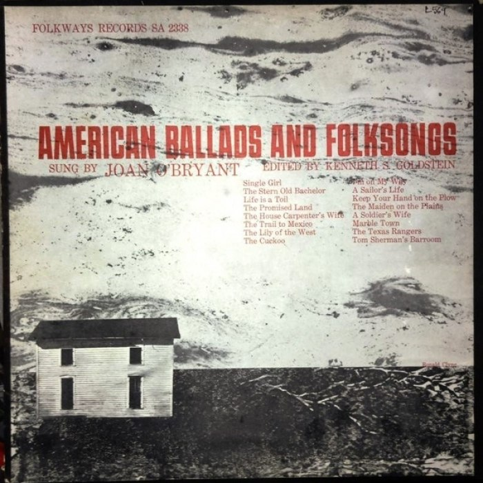 Joan O'Bryant - American Ballads And Folksongs